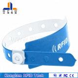De universele Manchet RFID van pvc van de Druk van de Compensatie Slimme voor de Pakketten van de Luchthaven