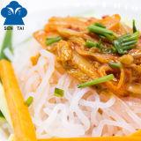 Спагеттио низких Calorrie макаронных изделия Shirataki органическое Konjac