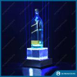 LED Publicidad botella de vino base de la exhibición (HJ-DWL06)