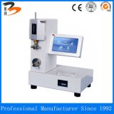 Máquina de prueba plegable plegable de papel del probador de la resistencia de la pantalla táctil Zb-Nz135