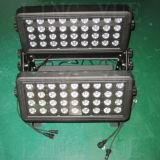 Luzes de lavagem da parede ao ar livre do diodo emissor de luz de 72PCS 8W 4in1