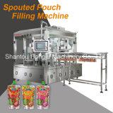 Máquina de rellenar de la bolsita del puré para la bolsa de la boquilla