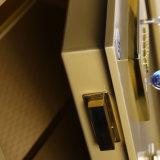 디지털 자물쇠 Champagne 금 Seriers Fdx A1/D 80-Y를 가진 안전 가정 안전한 상자
