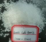腐食性ソーダまたは水酸化ナトリウムまたはNaoh 99%分のPrills