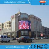 Tablilla de anuncios al aire libre de LED P16 para la cartelera de la calle