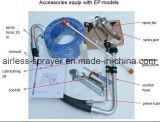 Спрейер картины электрического поршеня безвоздушный