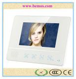 7 дверной звонок видеоего цвета экрана касания дюйма TFT с CMOS