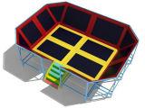 Kind-Spiel-Mitte-Trampoline-im Freienspielplatz-Gerät (YL-BC003)