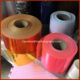 Película rígida plástica de la cubierta del PVC del negro de la alta calidad de la fábrica