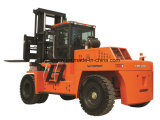 Forklift de Topway 20ton, Forklift do recipiente, Forklift pesado com Cummins Engine