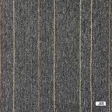 Jiang- 1/10 azulejo plano de la alfombra del telar jacquar del bucle del Bcf del polipropileno del calibrador con el forro del betún