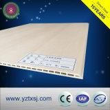 Bunte WPC/PVC Plastikwand für hölzerne Wand-Innenumhüllung