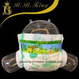優れた赤ん坊のおむつ、OEMのための新しく使い捨て可能な赤ん坊のおむつ