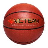 Basket-ball stratifié par matériau normal de mousse de PVC de taille