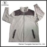 Ys-1069 Men Boys Polar Fleece Impermeável Respirável Softshell Jacket