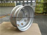 車輪のローダーおよびスタッカーのための鋼鉄合金の車輪の縁