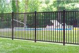 Rete fissa libera rivestita del giardino di manutenzione della polvere nera di lucentezza per obbligazione e la decorazione