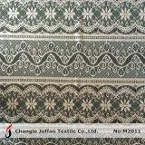 Ткань шнурка славного платья с ресницей (M2011)