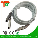 Tipo-c novo dados do USB do estilo do USB da liga do zinco do cabo de dados
