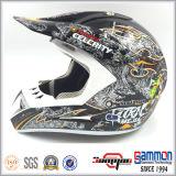 Штейновый красный цвет ECE Motorcross/шлем мотоцикла/мотовелосипеда (CR405)