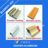 Anodisiertes Puder beschichtete Profil des Aluminium-6063 mit Fabrik-direkten Verkaufspreisen