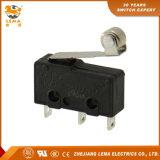 Commutateur micro de levier de rouleau de Lema Kw12-2 5A mini