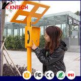 Телефон Phoneoutdoor Sos сверхмощной области водоустойчивый с телефонная трубка Knzd-09A Rubost