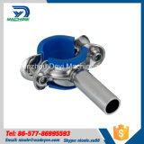 Санитарная поддержка трубы нержавеющей стали для штуцеров трубы