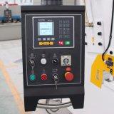 QC12k/Y 4*3200mm hydraulischer Schwingen-Träger-scherende Maschine