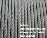 ACSR Aufhängedraht (galvanisierter ACSR Stahlstrang der Zink-Beschichtung-) für ABC-Kabel