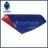 Cubierta impermeable Tb013 del toldo del PE de la alta calidad