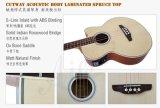 Marken-Qualitäts-elektrischer akustischer Baß 4-String China-Aiersi (BG01SMCE)
