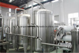 Strumentazione del sistema di trattamento di acqua per l'impianto di imbottigliamento dell'acqua