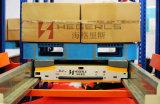 Популярный промышленный Radio бегунок паллета челнока в продовольственном складе