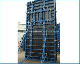 Coffrage en acier réutilisable pour le panneau de béton/faisceau/mur avec la meilleure qualité