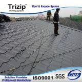 A folha da telhadura de /Galvanized/telhado de aço ondulado Prepainted do metal/folha galvanizada/venda quente/fixam o preço melhor
