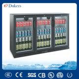 3 de Koeler van het Bier van deuren, de Koelkast van de Staaf, de Harder van het Bier van de Fabrikant van China