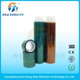 Films protecteurs utilisés par appareil photo numérique transparent de polyéthylène de couleur