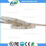 2LEDs/cut la unidad 24V Non-waterproof/calienta la luz de tira flexible del blanco 5050 300LEDs/LED