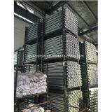 Гальванизированные гроссбух лесов Cuplock конструкции/горизонтально