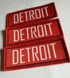 Het Geweven Kenteken van Detroit Hoed