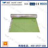 Underlayment silencioso do revestimento da espuma da alta qualidade IXPE com folha de alumínio
