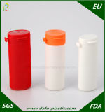 Pharmazeutische Chemikalien weiße HDPE Plastikflasche