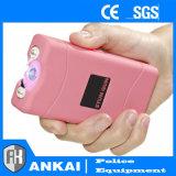 분홍색 Camo 여자 자기방위는 스턴 총 (800PC)를