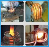 La frecuencia media de inducción Máquina de calentamiento para la soldadura de metales