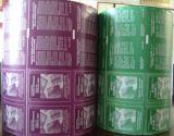 Médico de aluminio papel de aluminio para la preparación del alcohol Pad