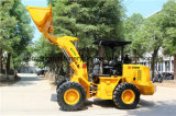 1600kg China hizo mini Payloader con Cummins Engine