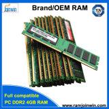 긴 DIMM 가득 차있는 호환성 256MB*8 DDR2 4GB 렘