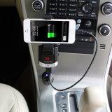 El montaje del coche de Bluetooth FM da el kit libre del coche