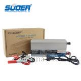 Invertitore dell'invertitore 500W 12V 220V di Suoer con il caricabatteria (SAA-500C)